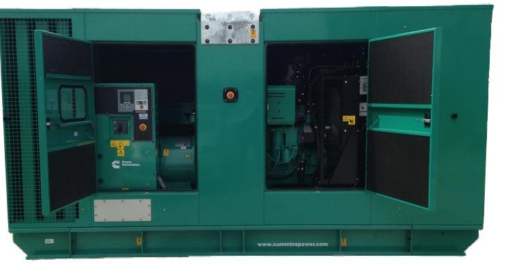 Аренда электростанции 400 кВт с оператором и топливом