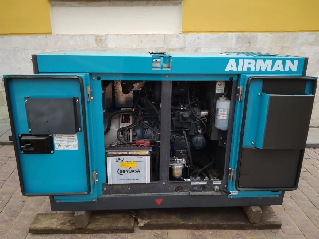 Генератор 8 кВт Airman SDG13